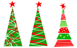 Free Christmas Tree Vector