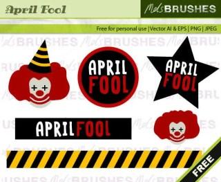 Free April Fools Day vector Graphics