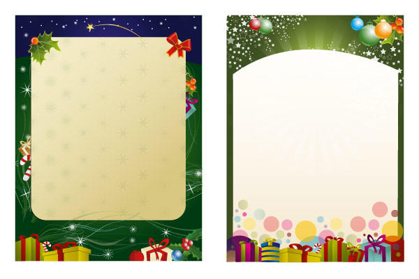 Free Santa Claus Letter Template Freevectors - Santa claus letter template