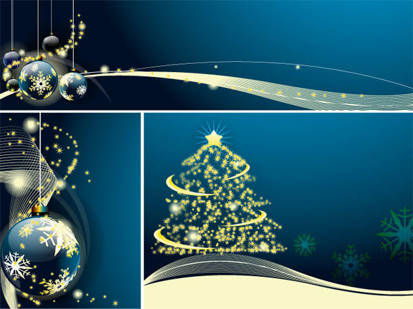 Merry christmas new year greeting card banner vector free merry christmas new year greeting card banner vector free m4hsunfo