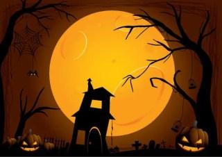 Free Halloween Wallpaper Background