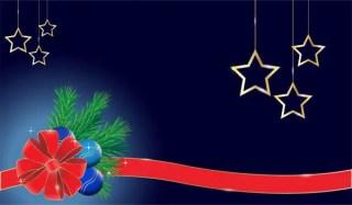 Christmas Card Vector Graphics