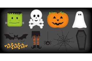 Halloween Vector Art Images