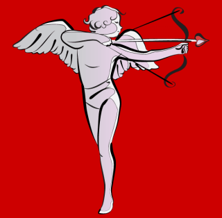 Free Cupid Vector Art