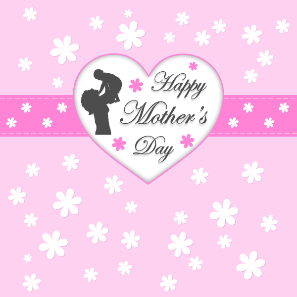 Happy mothers day greeting card 123freevectors happy mothers day greeting card m4hsunfo