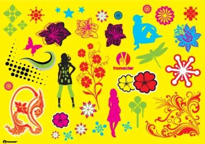 Free Pop Art Vector Graphics