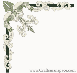 Border Corner Ornament Free Vector Graphics