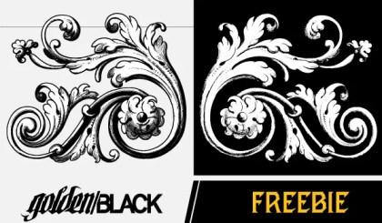 Flourish Vector Free Sample