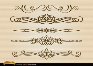 Decorative Divider Clipart
