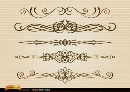 Decorative Divider Clipart