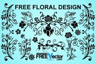 Free Floral Design