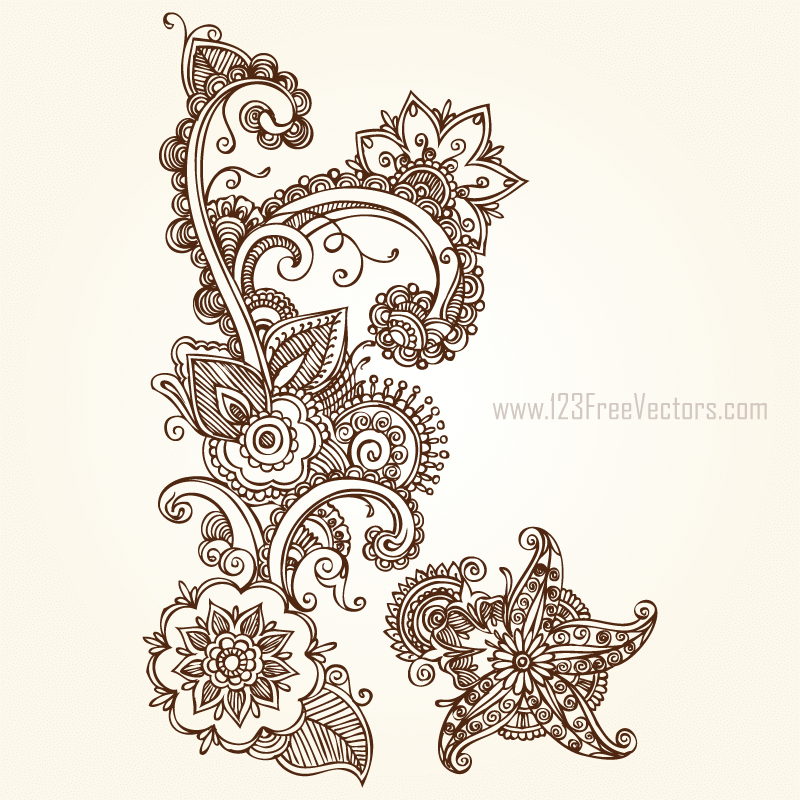 Download Free Vector Flowers