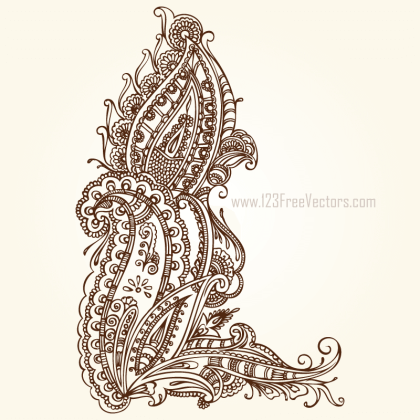 Paisley Designs Free Download