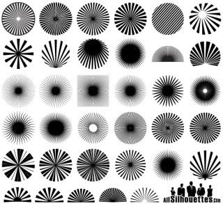 Free Sunlight Vector Illustration