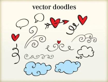 Free Vector Doodles