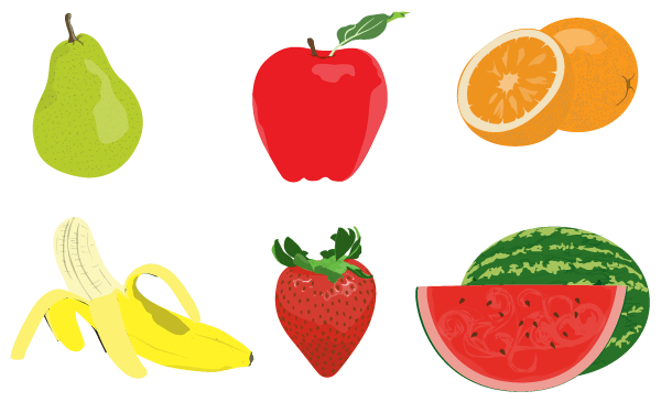 free fruit vector pack illustrator 123freevectors rh 123freevectors com fruit vector background free fruit vector icons