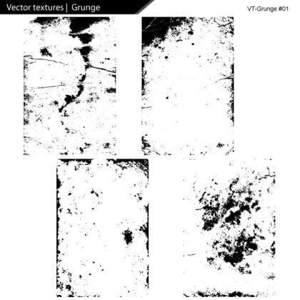 Vector Grunge Texture Illustrator Free