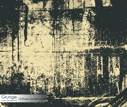 Grunge Background Vector Template