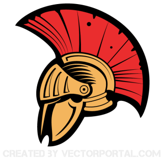 Ancient Helmet Clip Art