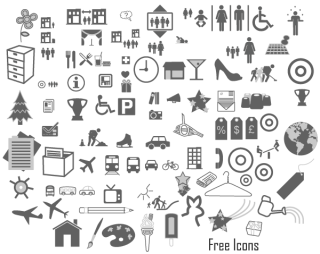 Free Icons Vector Graphics