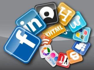 Web Buttons Social Media