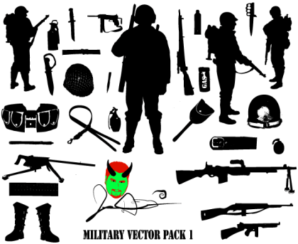 Military Vector Free Download