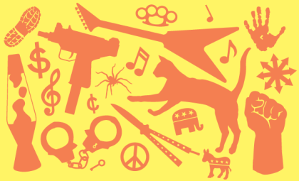 Crazy Vector Icons, Symbols and Objects Free
