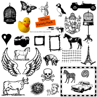 Variety Vector Pack Free