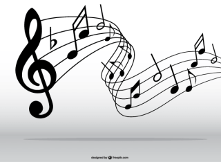 Musical Notes Symbols Clip Art