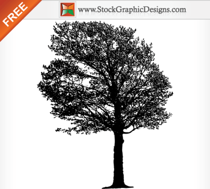 Nature Tree Free Vector Image