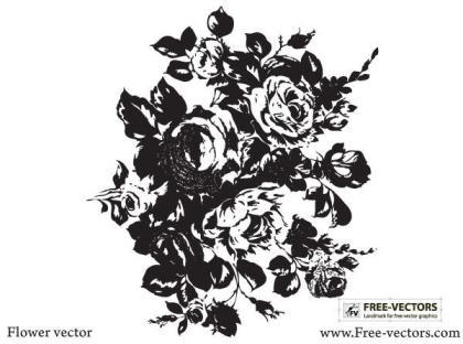 Flower Vector Art