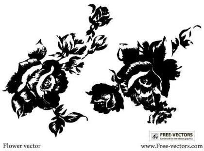 Flower Vector Clip Art