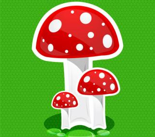 Mushroom Free Vector Icon