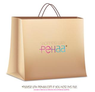 Free Vector Shopping Paper Bag