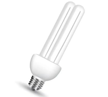 Energy Saving Light Bulb Vector Free