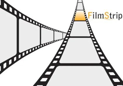 Film Strip Vector Free