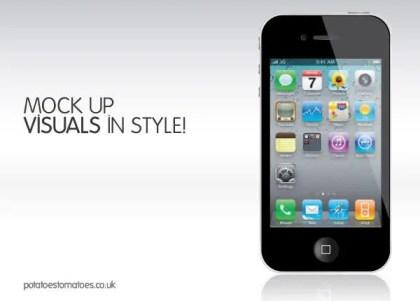 Free iPhone Vector