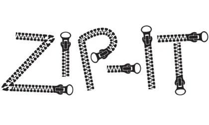 Free Zipper Illustrator Brushes