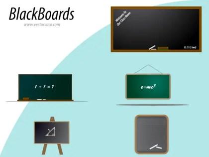 Vector Blackboard