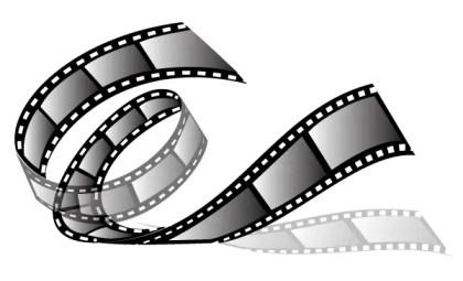 Free Vector Film Strip