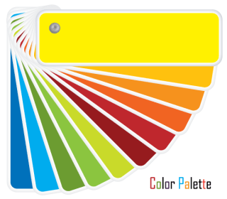 Color Guide Vector Free
