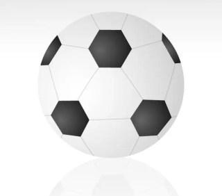 Free Soccer Ball Vector Art