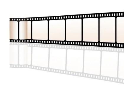 Free Vector Film Reel