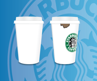 Paper Coffee Cups Vector Free