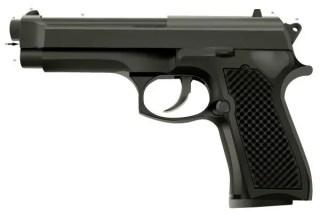 Free Gun Vector Image