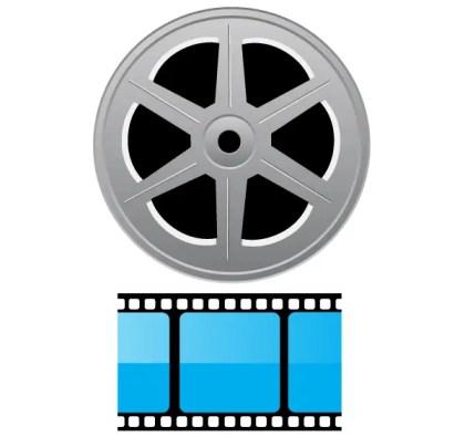 Free Cinema Vector Art