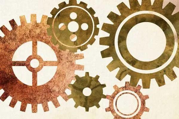 Gear Wheel Vector Free Download