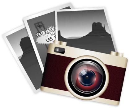Free Vintage Camera Clip Art