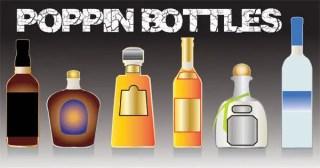 Poppin Bottles Vector