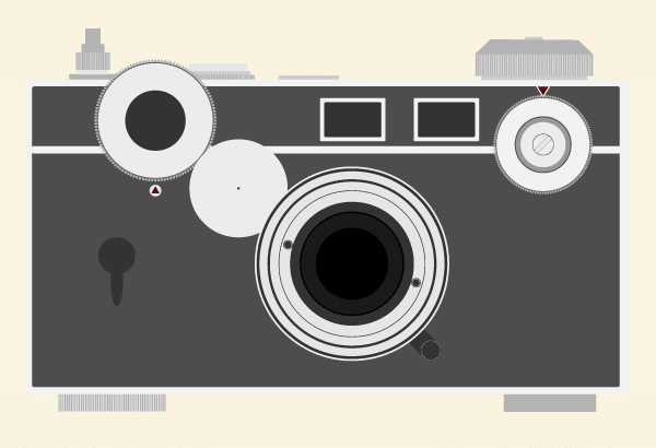 Vintage Argus C3 Camera Free Vector Resources